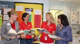 Staff Reading