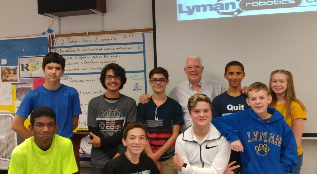 Robotics Reimagined The Foundation for Seminole County Public Schools